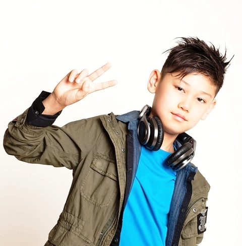DJ Alden in DIESEL KID