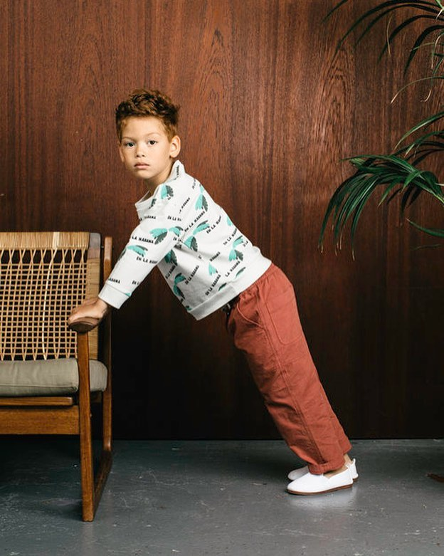 "This weekend @wynkenkids is presenting it's collection for the first time at @iloveplaytime #NYC - we interviewed its founder, Elbe and loving this inspiration: ""The collection is called En La #Habana, its inspired by pre revolution #Havana with 'Cha cha cha' prints, ruffles, flamingos and flamenco, palm leaf and cigar box prints, that sort of thing."" Head to #petitePARADE to learn more and read the Q&A! #LinkinBio"