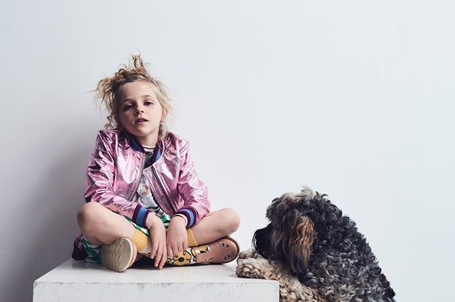 ❣️On the blog ❣️TREATS by @klasstrom for @hooligansmagazine ✨ISSUE 20 OUT NOW✨ STYLE by @annamorrisstyling / ART direction by @princesscharlotteelizabeth  #kidsfashion #guccikids #stellamccartney #dogfashion