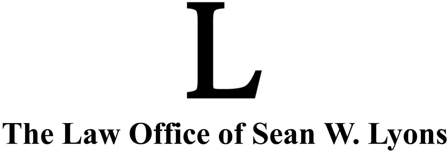 The Law Office of Sean W. Lyons