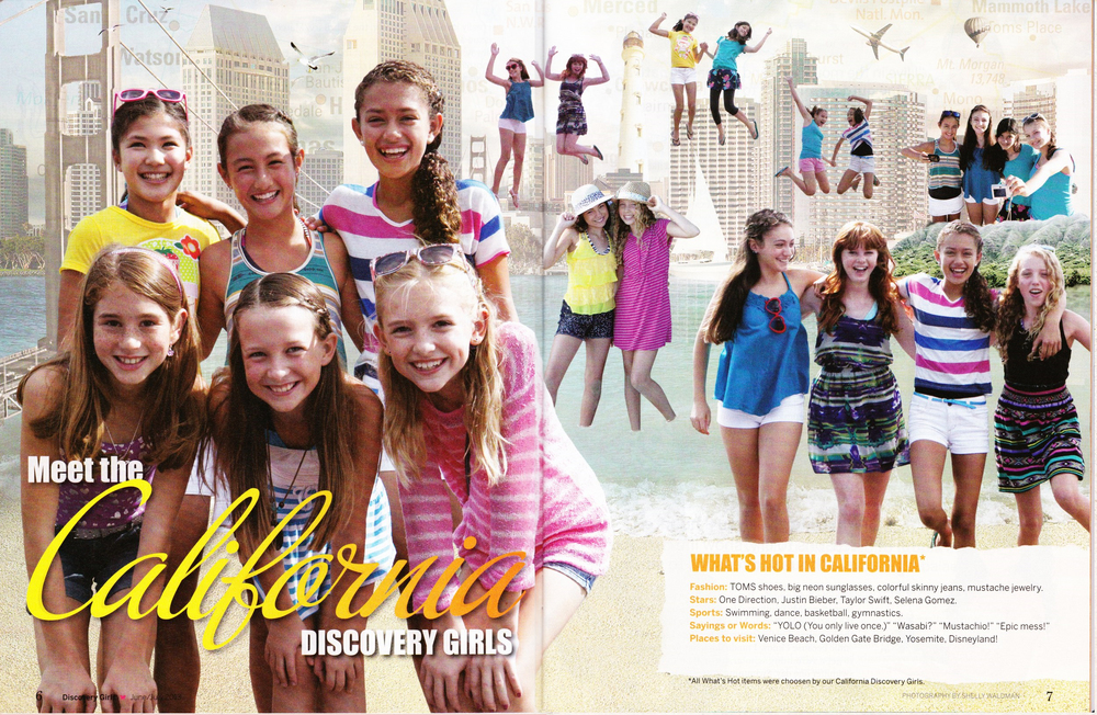 Discovery Girls June-july 2013 california girls.jpg