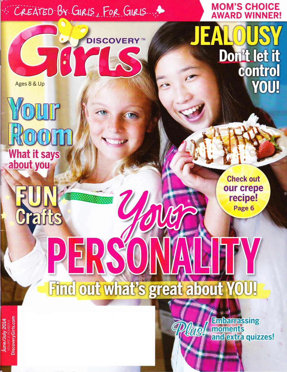 Discovery Girls June-july 2014 cover.jpg