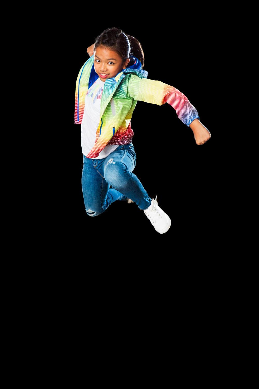 high flying girl