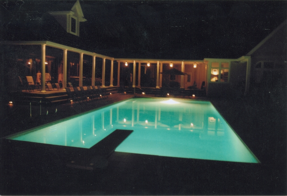 Custom Pool and Spa Design