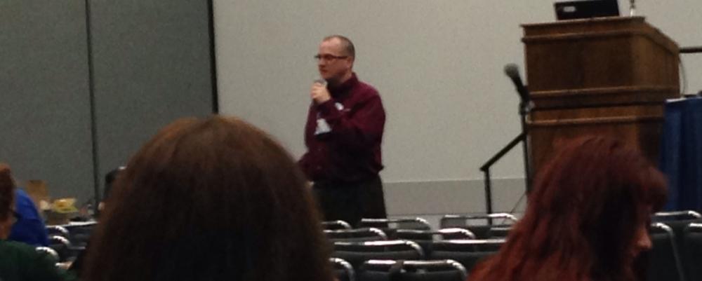 Bill Grau, Executive Director of the SICAS Center