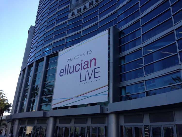 Ellucian Live - Anaheim Convention Center