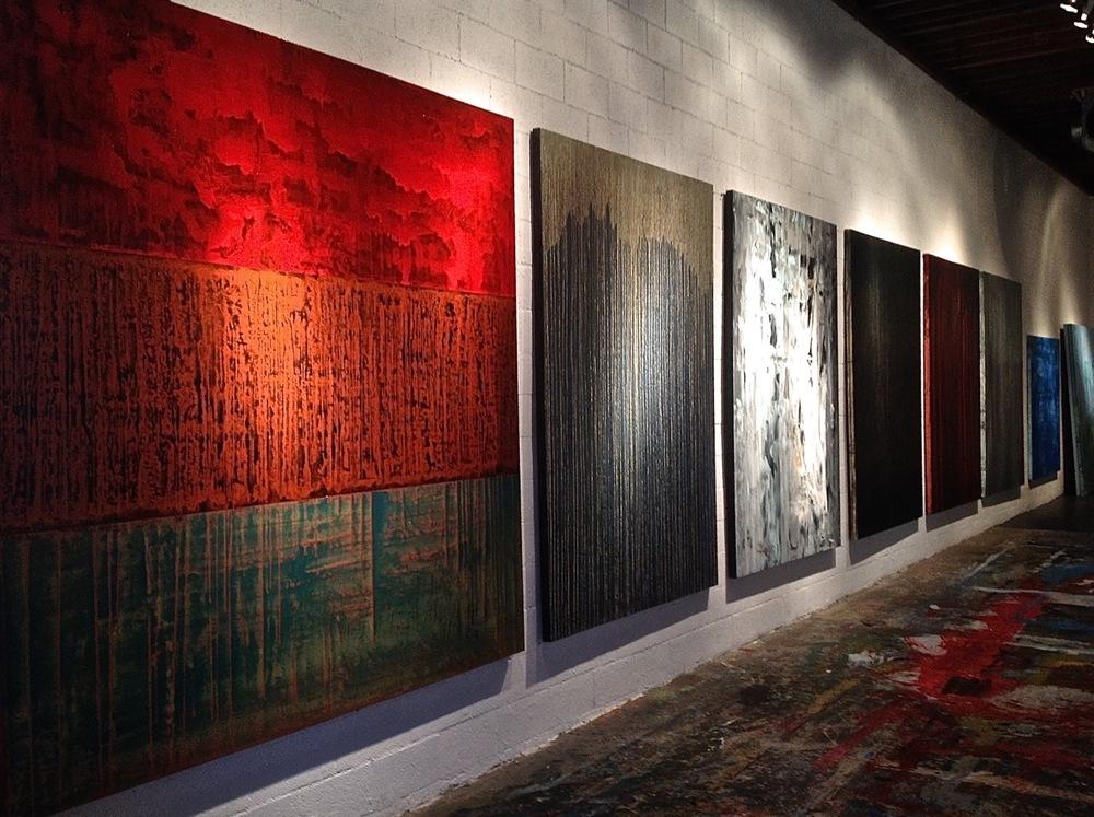 Culver City, CA Bradford Stewart Studio