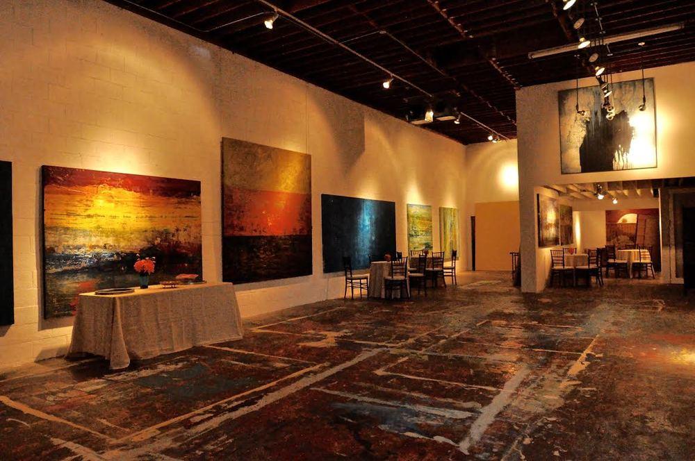 Bradford Stewart's Studio, Culver City, CA