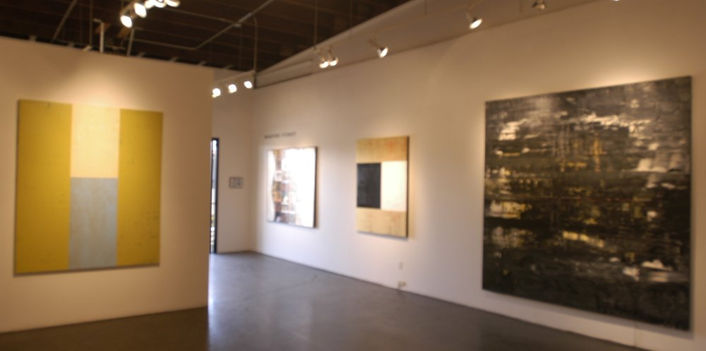 Bergamot Station.  Santa Monica, CA Solo exhibition