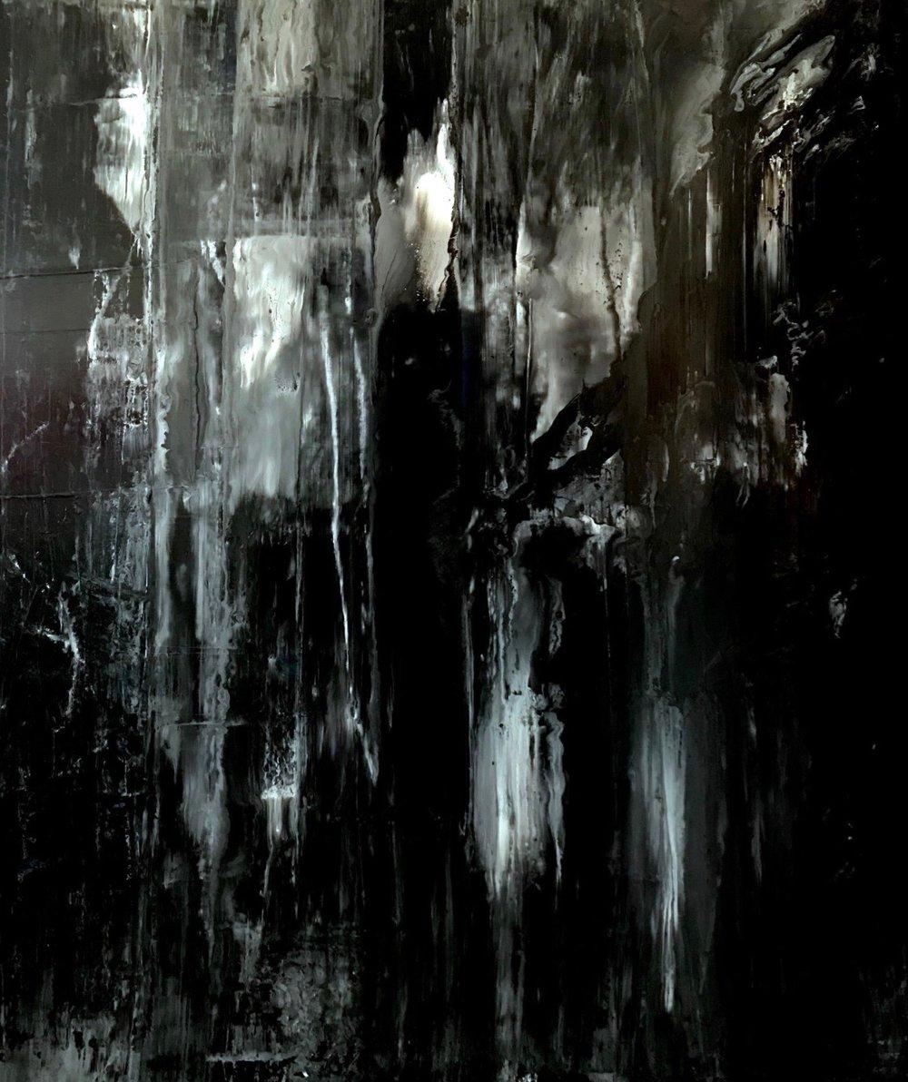 """""""Cavern"""" 72"""" X 60"""""""