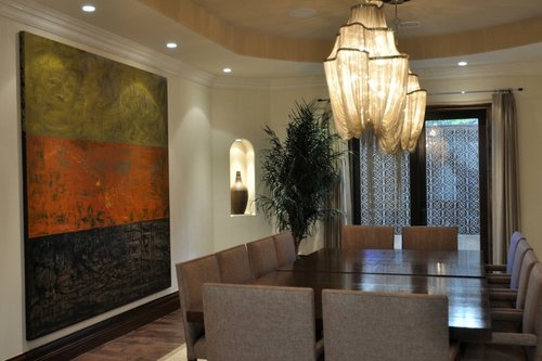 Brentwood, CA. Design by Nicole Murphy