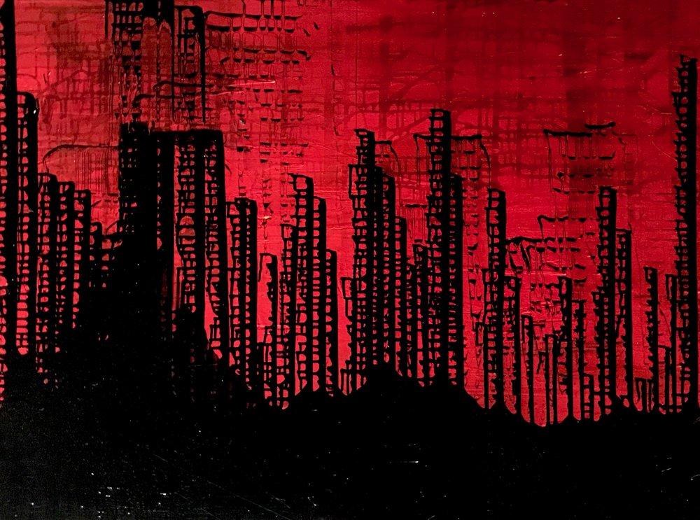 """""""Cityscape Series Shanghai"""""""