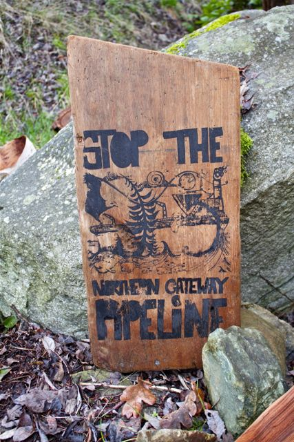 Do your part; stop the Northern Gateway Pipeline.