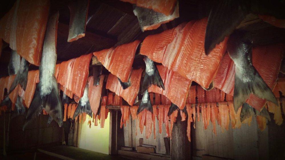 Haida Gwaii Smoke House - Photographer Tamo Campos