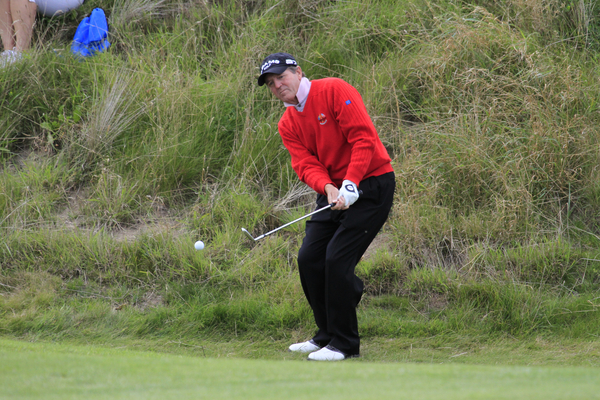 Des Smyth. Picture Eoin Clarke/www.golffile.ie