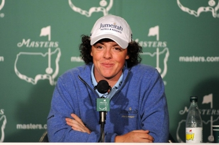 Rory McIlroy on his Masters debut
