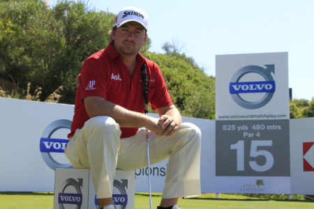 Its time for Graeme McDowell to reflect on a watershed year in his career. Credit: www.golffile.ie