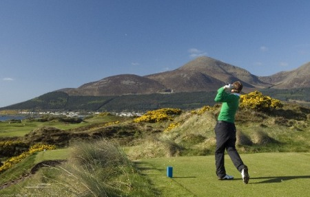 Royal County Down has been voted as Ireland's No 1 course for 2012 by Golf Digest Ireland.