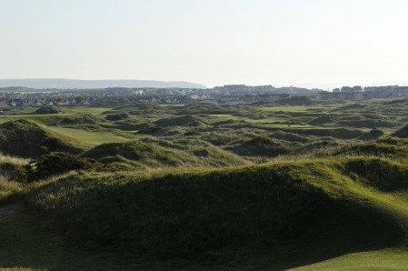 Royal Portrush. Picture by Pat Cashman