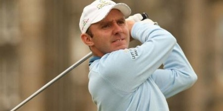 Colm Moriarty has decided to take a step back from tour golf