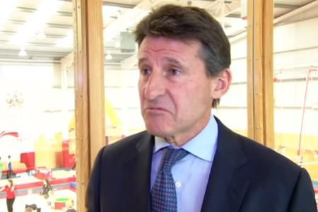 "Lord Coe's ""gut instinct is that it's up to Rory"""