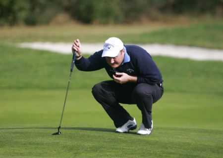 Mick McGeady finished with a 66 to share fourth on the Europro Tour. Picture Photo Eoin Clarke/www.golffile.ie