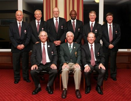 England Senior Home International Team