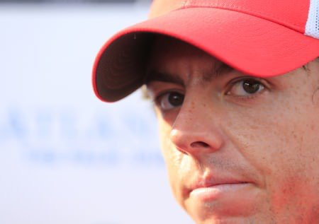 Rory McIlroy at the DP World Tour Championship 2013