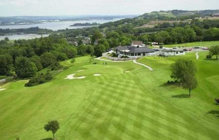 Douglas Golf Club in Co Cork. Picture courtesy: www.insideireland.ie