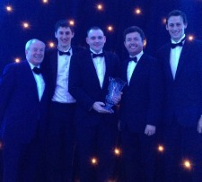 Rosapenna wins IGTOA Resort of the Year 2013