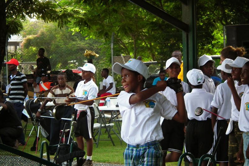 Golf is growing in Ghana