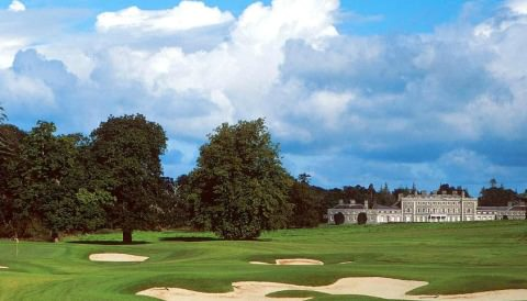 The new 18th on the O'Meara Course at Carton House. Picture via  cartonhouse.com