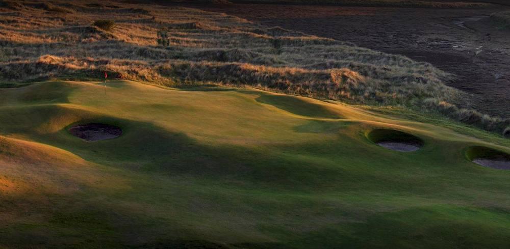 The Island has a rugged beauty. Picture © theislandgolfclub.com