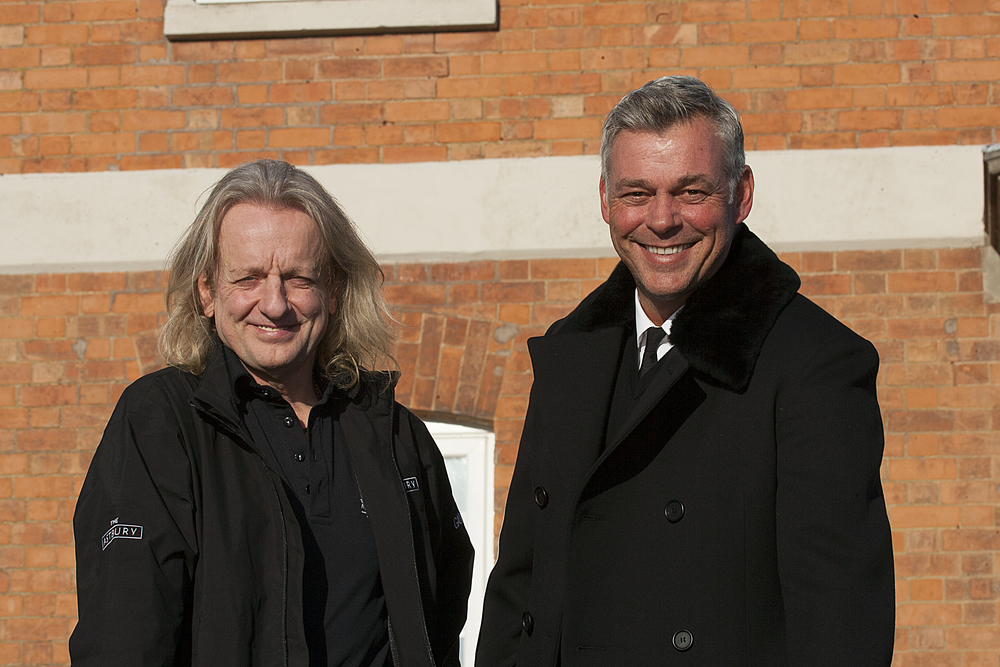 Darren Clarke is the new global ambassador and attached professional at The Astbury – which is located in the heart of the Severn Valley, Shropshire. It is the home of the first golf course designed by KK Downing, founding member of British heavy metal band Judas Priest.