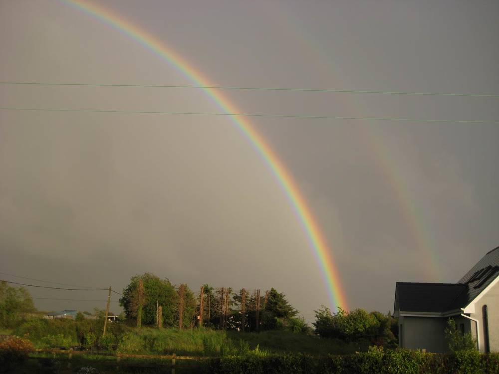 Is there a crock of VAT free gold at the end of the rainbow? Picture via holidaysireland.blogspot.ie