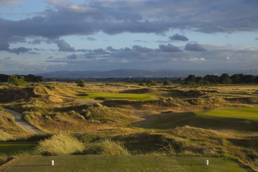 The 13th. Picture courtesy  www.portmarnock.com