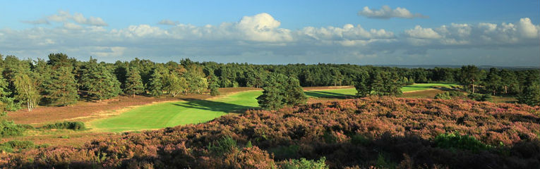 Sunningdale New. Picture via http://www.sunningdale-golfclub.co.uk