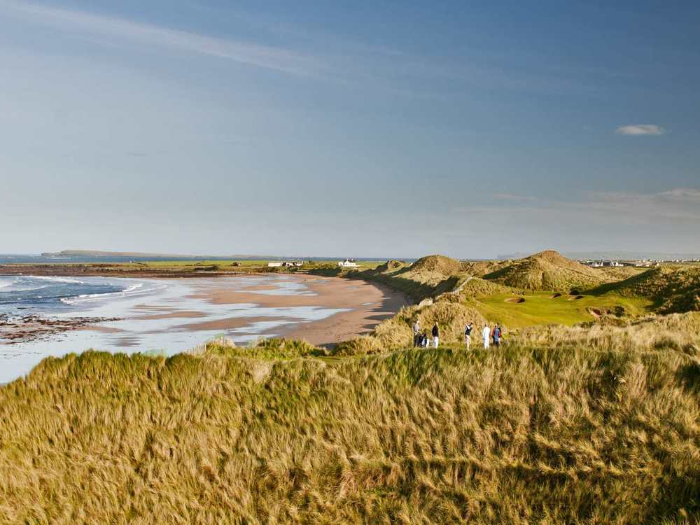 Doughmore Beach at Doonbeg. Picture via Doonbeg Lodge