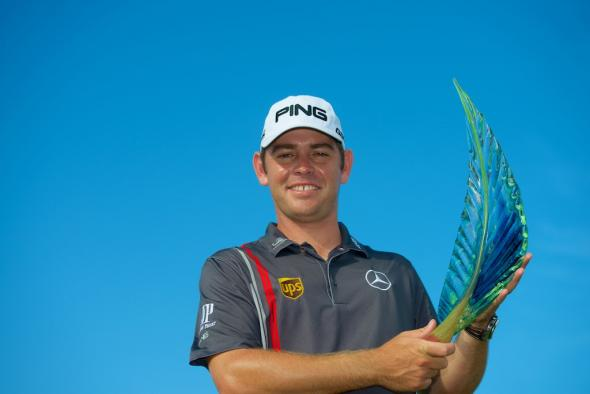 Louis Oosthuizen retained the title thanks to a closing 68. Picture © Volvo in Golf