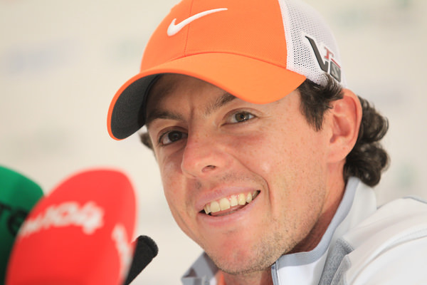 Rory McIlroy at the 2013 Irish Open. Picture: Fran Caffrey /  www.golffile.ie