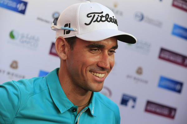 Spain's Rafael Cabrera Bello impressed Paul McGinley. Picture: Eoin Clarke  www.golffile.ie