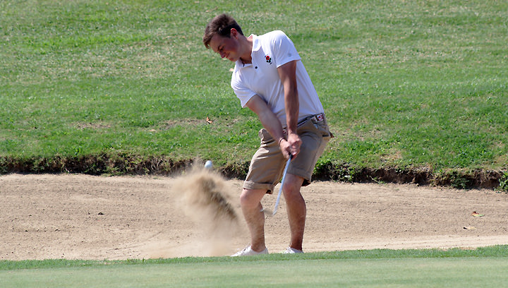 England's Paul Howard. Picture via  federacioncolombianadegolf.com