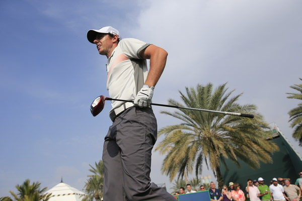 Rory McIlroy believes he's a good front-runner and says he expects to win. Picture Eoin Clarke www.golffile.ie