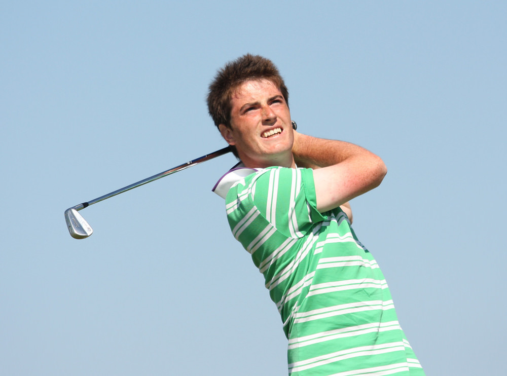 Dermot McElroy is in contention in South Africa. Picture Pat Cashman / cashmanphotography.ie