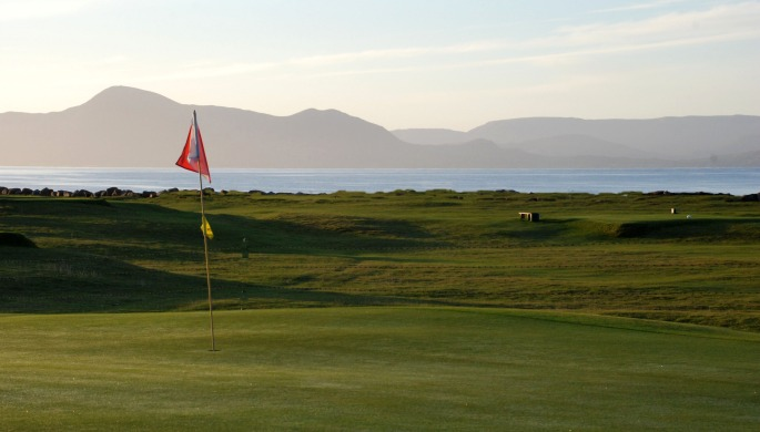Mulranny Golf Club as it is meant to be seen.