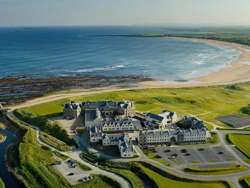 Doonbeg Golf Resort in Co Clare.