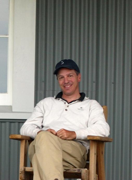 Tom Doak. Pic via renaissancegolf.com