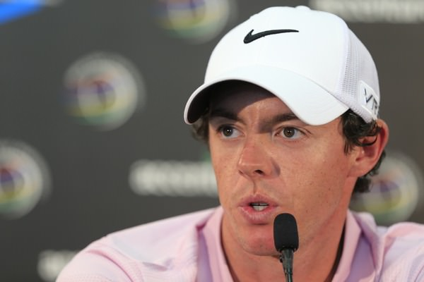 Rory McIlroy. Picture Picture: Fran Caffrey  www.golffile.ie