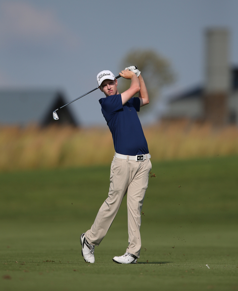 Kevin Phelan made a great start to the Tshwane Open before play was suspended. Picture: David Lloyd / www.golffile.ie