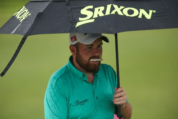 Shane Lowry pencilled in five birdies and three bogeys on his card. Picture: David Lloyd /  www.golffile.ie